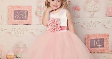 Vestidos hermosos para niñas