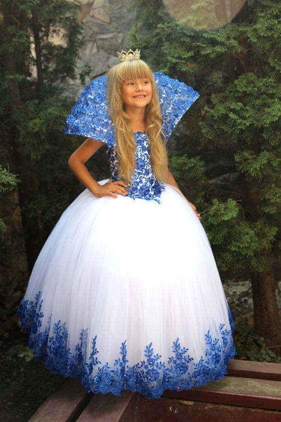 Vestidos Hermosos Para Niñas 29 Como Organizar La Casa
