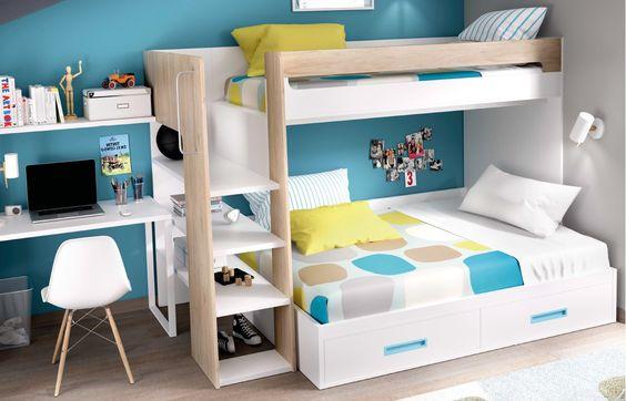 decoracion de habitaciones en casas pequeñas