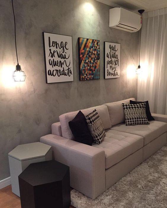 decoracion de salas de casas pequeñas