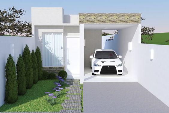 jardin frontal de casas pequenas (3)