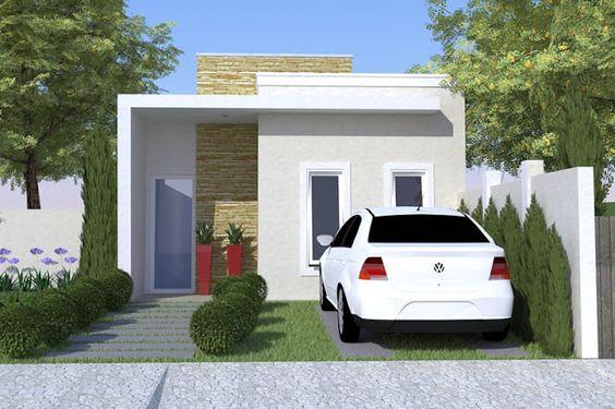 jardines para casas de infonavit