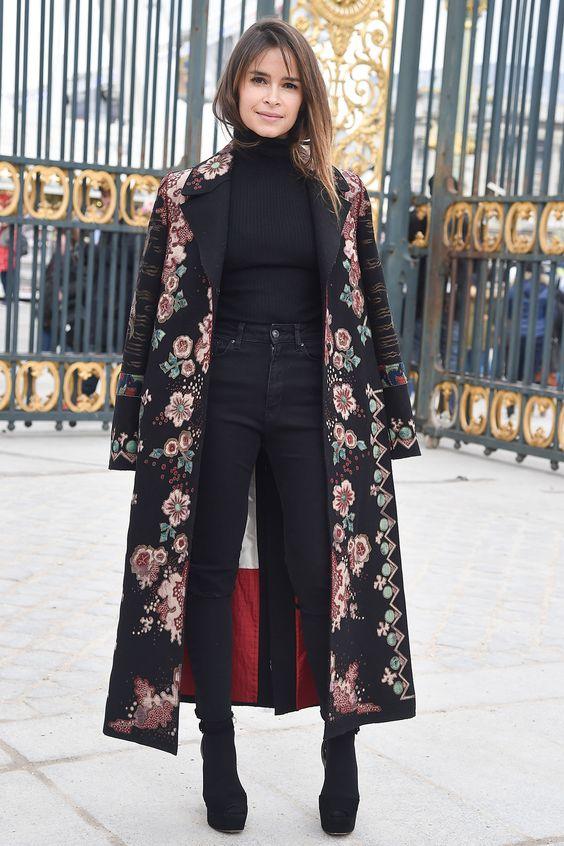 Outfits con detalles bordados