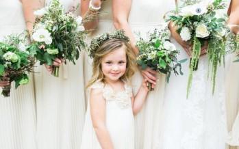 Como vestir a los pajes de tu boda