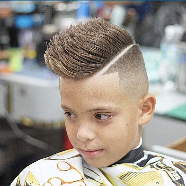 Cortes de cabello infantiles