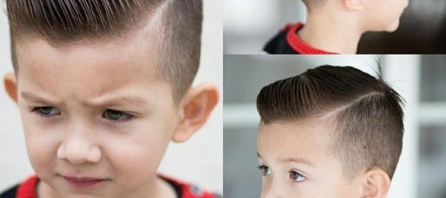 cortes de cabello para ninos en este