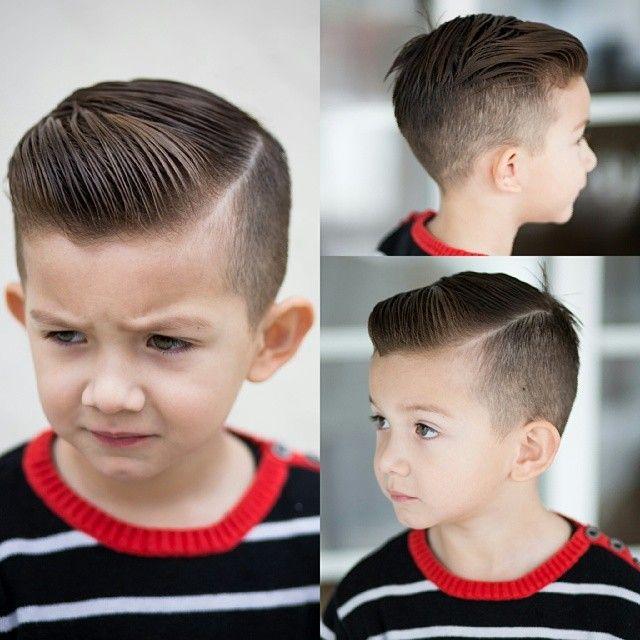 Cortes de cabello para niños en este 2019 - 2020 fotos e ideas ff0244c3df03