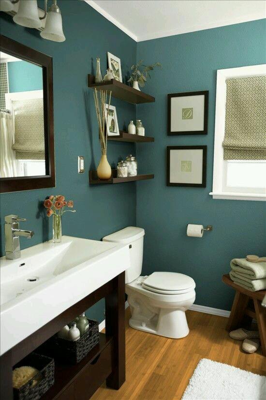 Decoracion de interiores en color verde azulado 25 for Decoracion de interiores verde