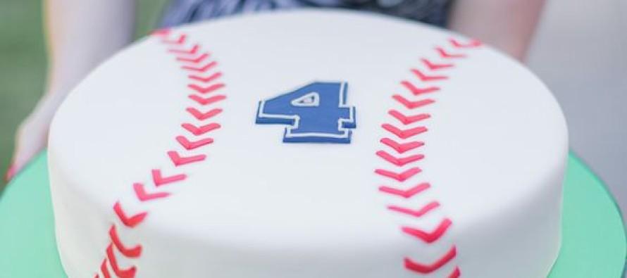 Fiestas infantiles con tematica de beisbol