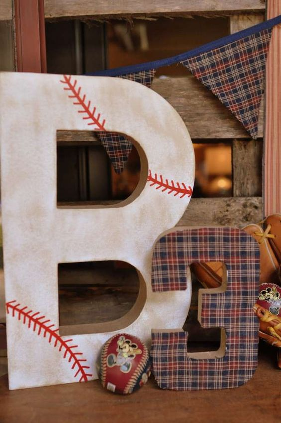 Fiestas Infantiles Con Tematica De Beisbol 2