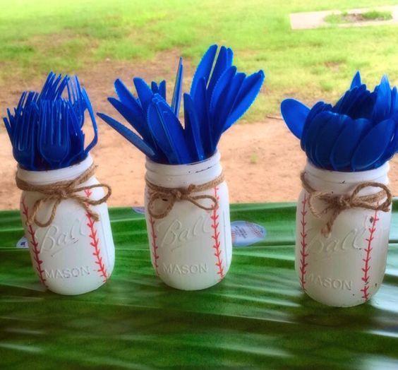 Fiestas Infantiles Con Tematica De Beisbol (4