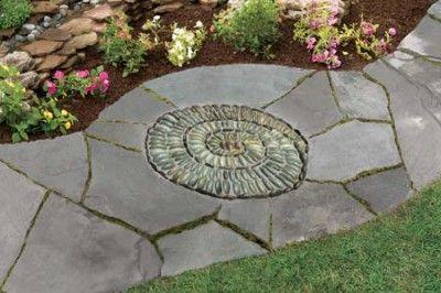 Ideas para construir un sendero en el jardin decoracion for Como organizar un jardin en casa