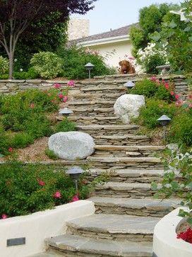Ideas para construir un sendero en el jardin (35)