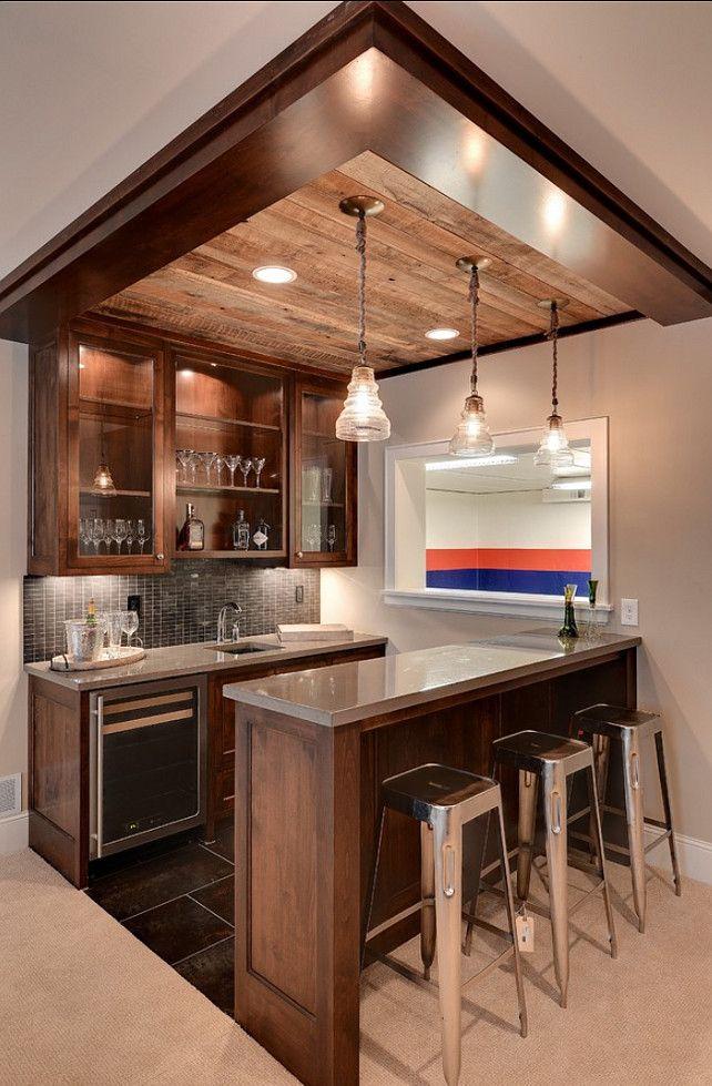 Ideas para disenos de bares pequenos (5) | Decoracion de interiores ...