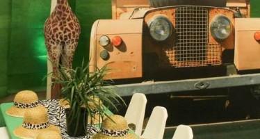 Ideas para fiesta infantil con tema safari