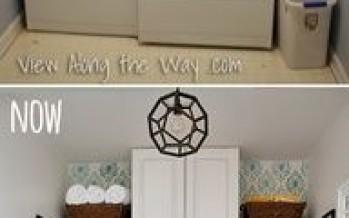 Ideas para remodelar tu cuarto de lavado
