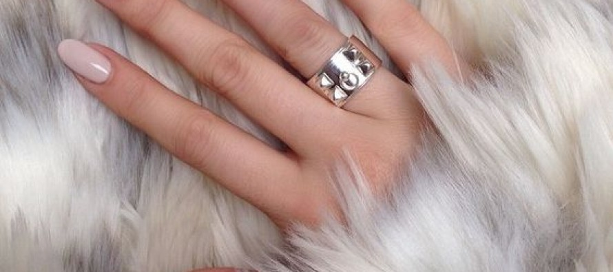 Los mejores diseños en uñas muy naturales
