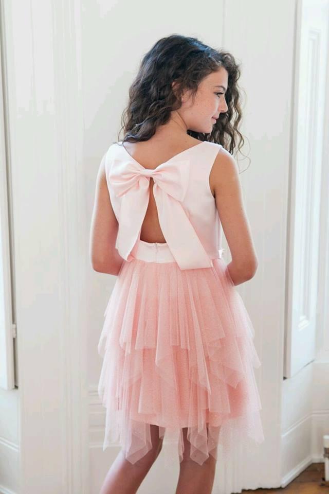 Vestidos para niñas, ¡luciran hermosas! (12)   Decoracion de ...