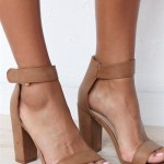 Zapatos de tacon grueso tendencia verano 2016 (4