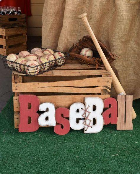 Accesorios para fiestas de béisbol
