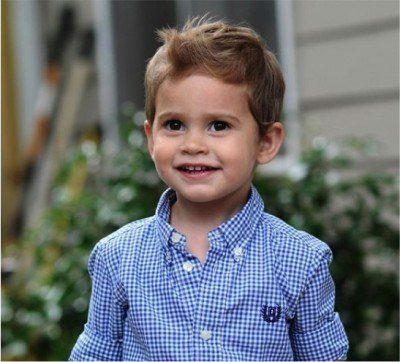 corte de cabello para niños pequeños