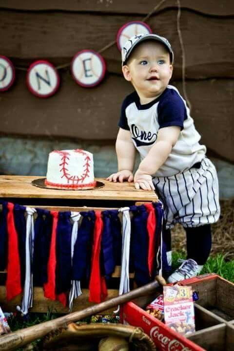 Disfraz para fiesta de béisbol