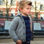 peinados para niños para ocho años