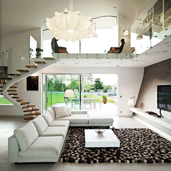 Alfombras modernas 30 Decoracion de interiores Fachadas para