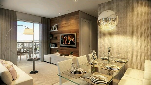 Como decorar comedores modernos (14) - Decoracion de interiores ...