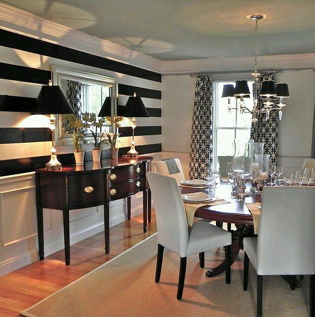 Como decorar comedores modernos (15) | Como Organizar la Casa ...