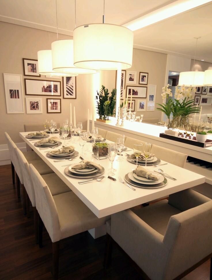 Como decorar comedores modernos 16 decoracion de for Como decorar interiores de casas