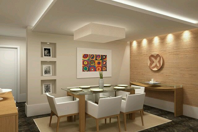 Como decorar comedores modernos - Comedores decorados modernos ...