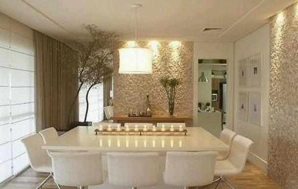 Como decorar comedores modernos (5) | Como Organizar la Casa ...