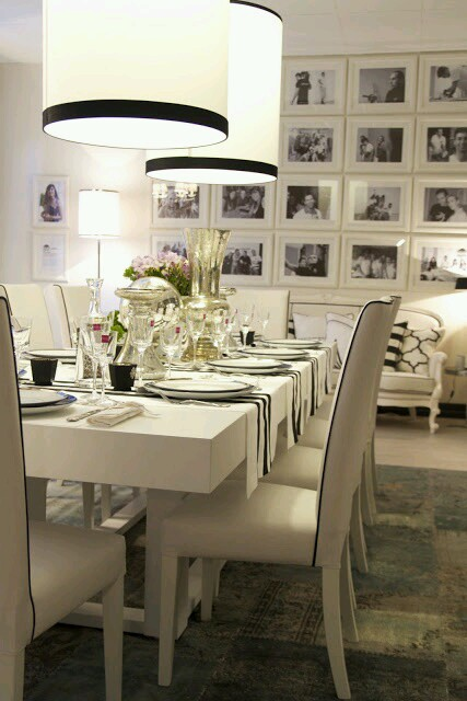Como decorar comedores modernos 9 decoracion de - Como decorar interiores de casas ...