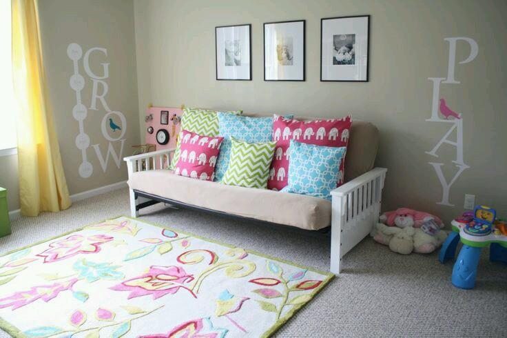Como organizar y decorar habitaciones infantiles 17 - Decorar habitaciones infantiles ...