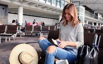 Como vestir cuando vas a viajar