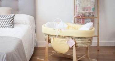 Decora la habitacion de tu bebe con estos lindos moises