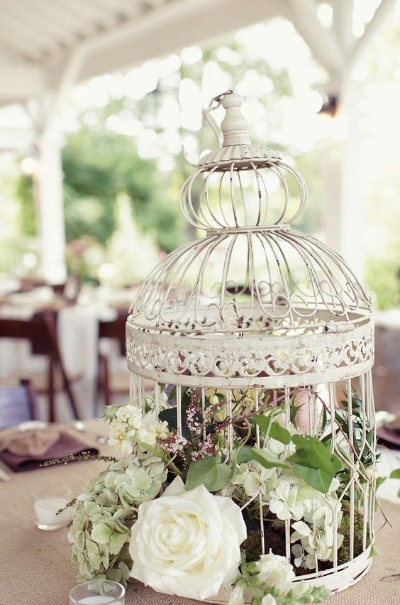 Jaulas Decoracion Bodas ~ Decoracion de bodas con jaulas (1)  Curso de organizacion de hogar