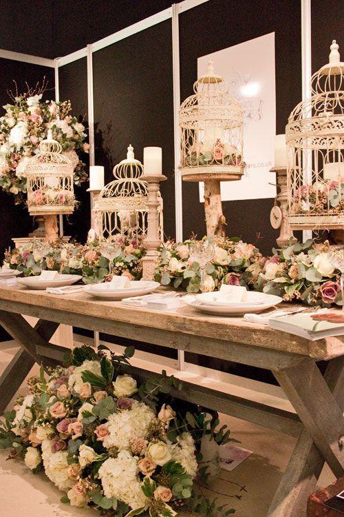 Jaulas Decoracion Bodas ~ Decoracion de bodas con jaulas (10)  Curso de organizacion de hogar