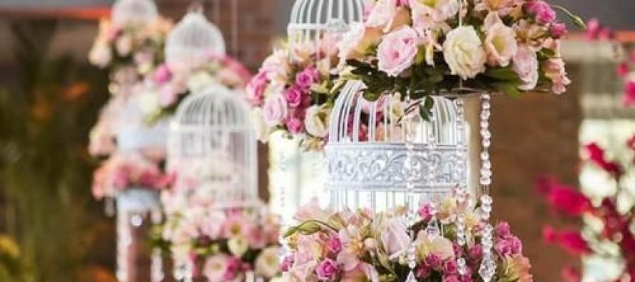 Jaulas Para Decoracion De Bodas ~ Decoracion de bodas con jaulas  Curso de organizacion de hogar