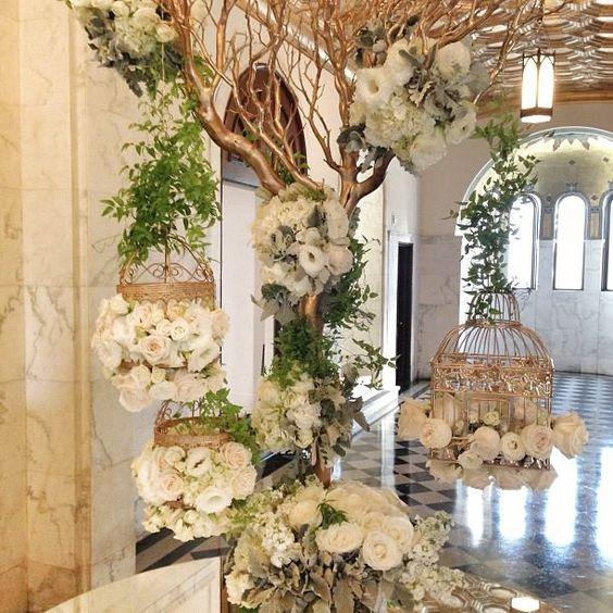 Jaulas Decoracion Bodas ~ Decoracion de bodas con jaulas (9)  Curso de organizacion de hogar