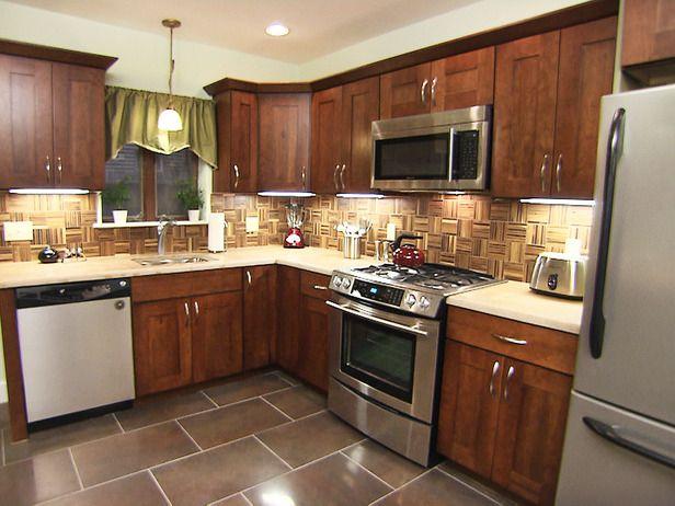 Decoracion de cocinas clasicas 20 como organizar la for Decoracion de cocinas pequenas 2016