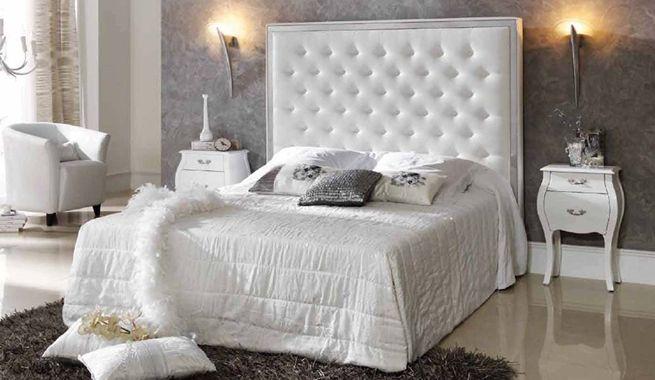 Decoracion de habitaciones en color blanco 18 - Habitaciones en blanco ...