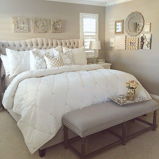 Decoracion de habitaciones en color blanco 21 - Habitaciones en blanco ...