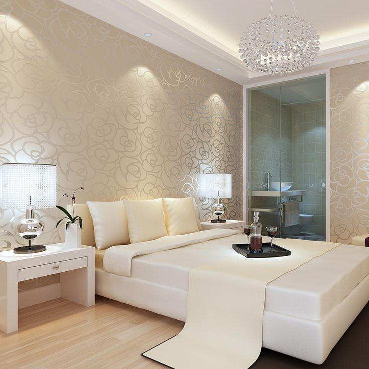 Decoracion de habitaciones en color blanco 26 - Decoracion de interiores habitaciones ...