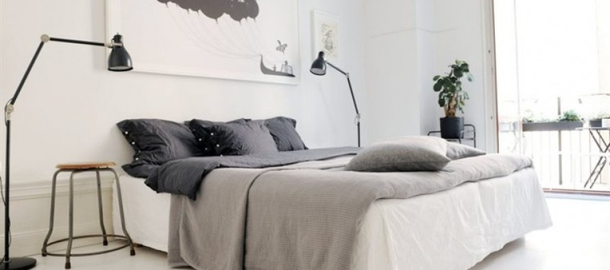 Decoracion de habitaciones estilo nórdico