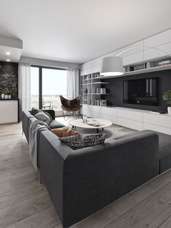 sillones contemporáneos sala de estar Decoracion De Salas Modernas Como Decorar Tu Sala Este 2019