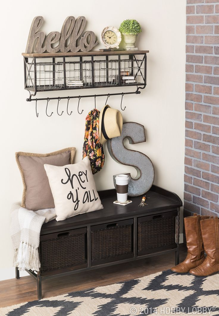 Detalles para decorar la entrada de tu casa 23 curso - Detalles para decorar la casa ...