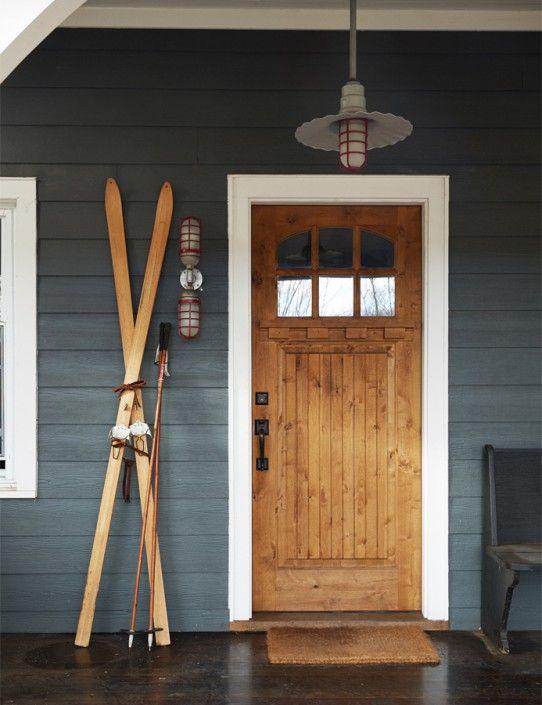 Detalles para decorar la entrada de tu casa 27 - Detalles para decorar la casa ...