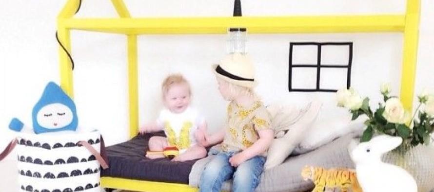 Diseños increibles de camas para niños